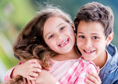 Nens han perdut les seves dents de llet odontologia infantil