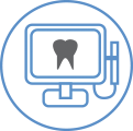 Escáner iTero Invisalign en la primera visita ortodoncia invisible