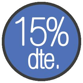 Rodona 15% dte promoció ortodòncia