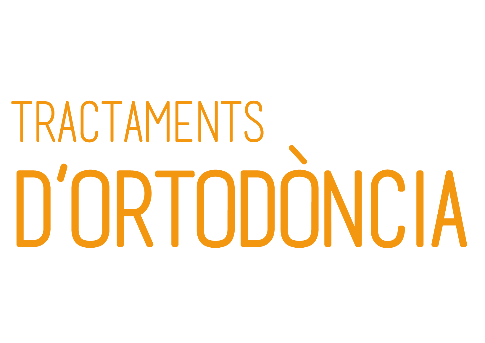 Tractaments d'ortodòncia promoció
