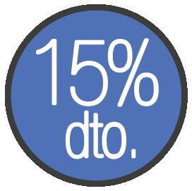 15% de descuento promocion ortodoncia