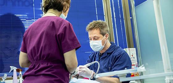 barcelona cita clínica dental