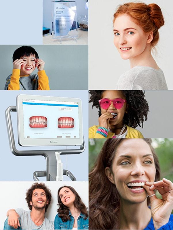 Invisalign y escaner iTero para ortodoncia invisible primera visita
