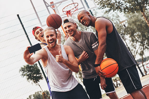 El deporte y la salud bucodental